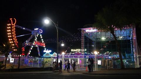 The Tagada Guam Amusement Park