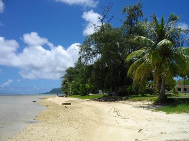 Tanapag Beach