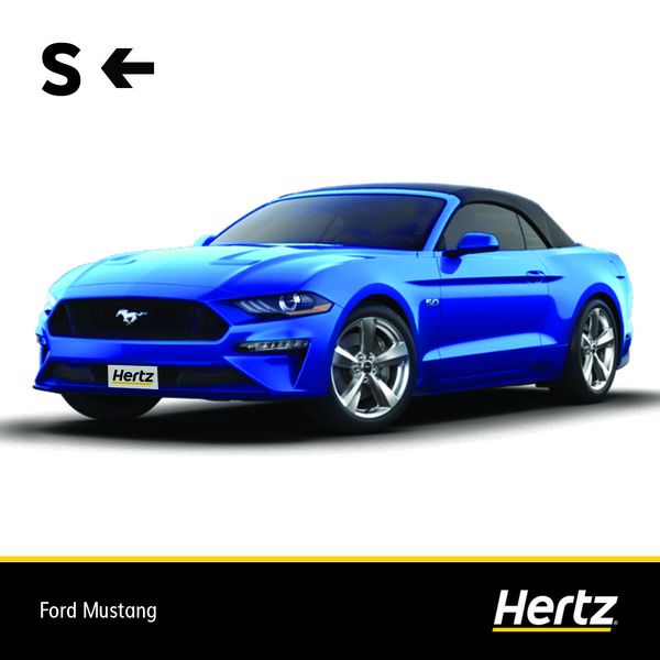 HRZ 01 Ford Mustang