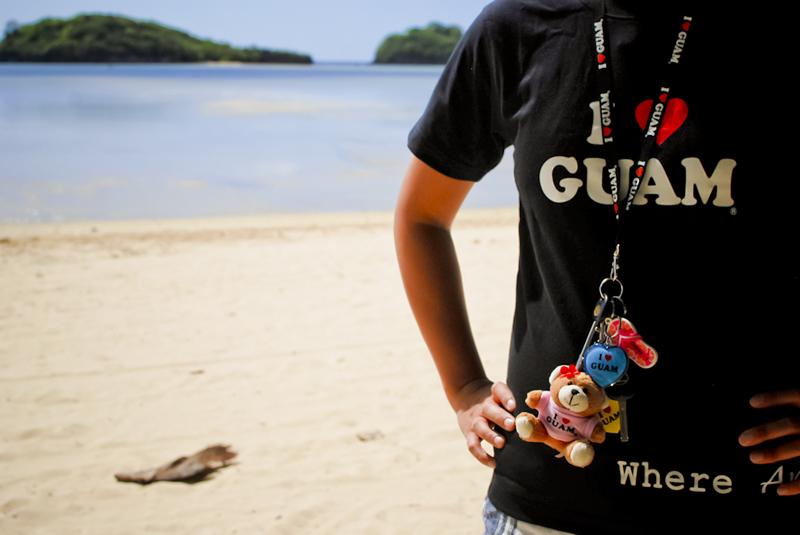 I Love Guam